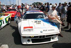 #58 BMW M1 1979: Michael Hinderer, Leopold von Bayern