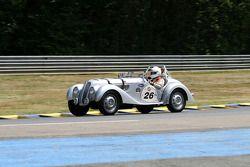 #26 BMW 328 1939: Albert Otten