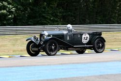 #12 Bentley 4,5L Tourer 1930: Richard Frankel, Andrew Frankel