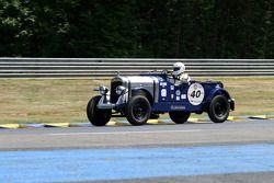 #40 Citroen C4 Roadster 1932: Antonia Loysen, Celia Stevens