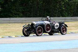 #68 Bentley 3 Litres 1924: Patrice Cousseau, François Cointreau, Michel Loreille