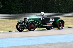 #1 Bentley 4,5l Tourer 1928: Nigel Batchelor