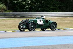 #17 MG K3 1934: Philippe Douchet, Bob Jones
