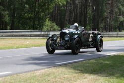 #10 Bentley Blower 1929: Martin Overington
