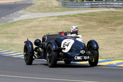 #64 Aston Martin Ulster 1935:Mark Lee Midgley, Andy Bell