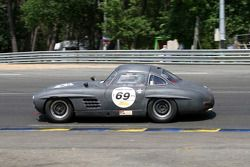 #69 Mercedes Benz 300 SL 1955: Joachim Von Finckenstein, Christian Gabka