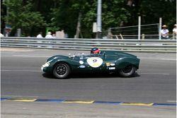 #9 Cooper T39 1956: John Clark, Chris Clark, David Smithies