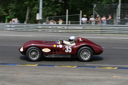 #35 Maserati A6 GCS 1954: Stefan Hamelmann