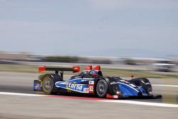 #52 PR1 Mathiasen Motorsports Oreca FLM09: Alex Figge, Max Hyatt