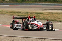 #89 Intersport Racing Oreca FLM09: Mitch Pagerey, Brian Wong