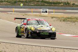 #23 Alex Job Racing Porsche 911 GT3 Cup: Bill Sweedler, Romeo Kapudija