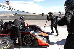 #37 Intersport Racing Lola B06/10 AER: Jon Field, Clint Field