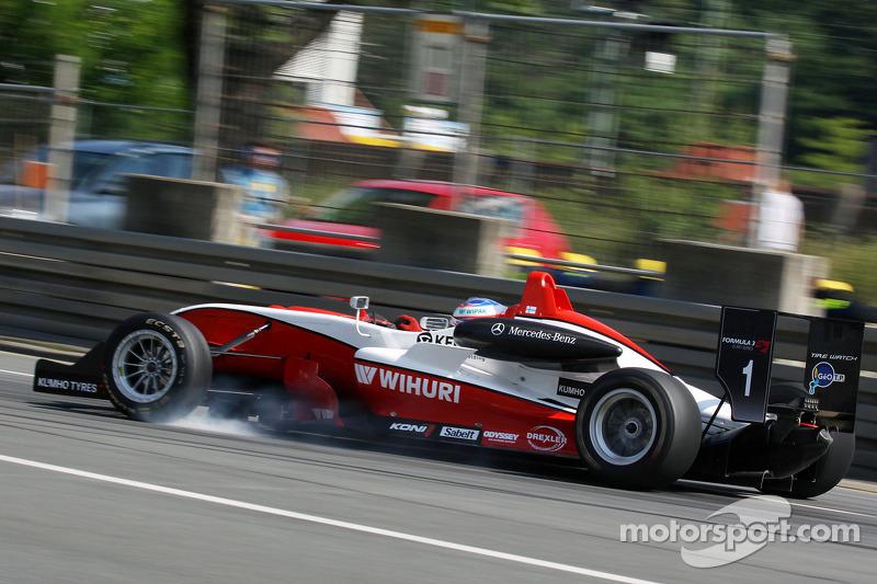 2010: Formel 3