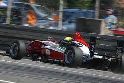 Alexander Sims, ART Grand Prix Dallara F308 Mercedes