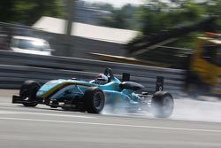 Daniel Juncadella, Prema Powerteam Dallara F308 Mercedes