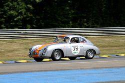 #71 Porsche 356 A: Jean-Marc Bussolini