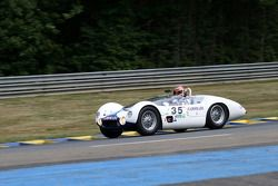 #35 Maserati T61 Birdcage 1959: Willi Balz, Frank Stippler