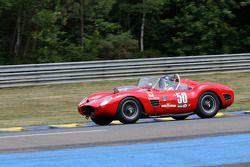 #50 Ferrari Dino 196 S 1959: Alex Birkenstock, Maximilian Werner