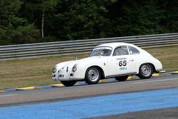 #65 Porsche 356 A 1957: Thomas Pead, Dave Dennet, Jeff Moyes