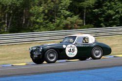 #45 Austin Healey 300 MK 1 1960: Christiaen Van Lanschot, CJM Le Blanc