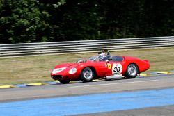 #38 Ferrari 246 S 1960: Harry Leventis, Gregor Fisken, Bobby Verdon-Roe