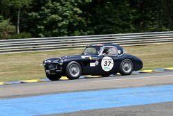 #37 Austin Healey 3000 MK2 1961: Eric Perou, Emmanuel de Stoppani