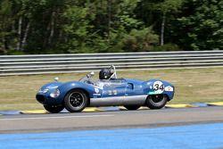 #34 Cooper Monaco 1959: Terrance W. Hefty, Dean Meiling