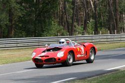 #28 Ferrari 246/196SP 1961: Джозеф Костер и Ян Ламмерс