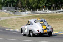 #31 Porsche 356B 1960: Emmanual Morel d'Arleux, Philippe Nelis