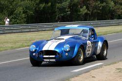 #22 AC Cobra 1964: Steve Hitchins, Bernard Peruch