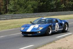 #7 Ford Gt40 1965: Hans Hugenholtz
