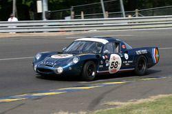 #58 Alpine A210 1966: Henri Stepak, Francois Bourdin