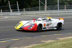 #65 Porsche 908/2 1969: Otto Jacobs, Johannes Huber