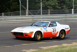 #31 Ferrari 365 GTB/4 Spider NART 1972: Michel Abellan, Sébastien Boulet