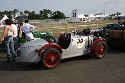 #39 MG Type Montlhery 1931: Hamish MacNinch, Barry Foster, Fred Boothby