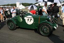 #17 MG K3 1934: Philippe Douchet, Bob Jones