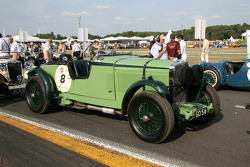 #8 Talbot 105 GO 54 1931: Nick Pellett
