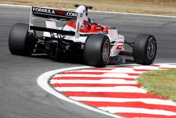 Jonathan Kennard, F2 Test Car