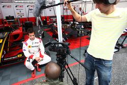 Ricardo Teixeira fait un point pour les caméras