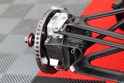Suspension, freins et roues
