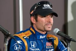 Press conference: Alex Tagliani, FAZZT Race Team