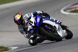 #8 Team Graves Yamaha - Yamaha YZF-R6: Josh Herrin