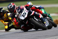 #15 Team Latus Motors Racing - Ducati 848: Steve Rapp
