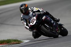 #155 Pat Clark Motorsports - Yamaha YZF-R1: Ben Bostrom