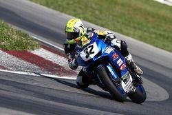 #32 RoadRacingWorld.com - Suzuki GSX-R600: Santiago Villa