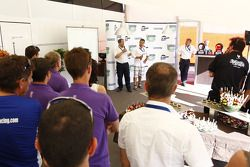 Michelin Green X Challenge conférence de presse