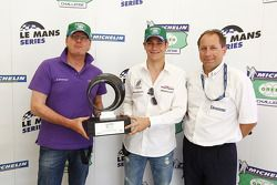 Michelin Green X Challenge persconferentie: Guillaume Moreau in Spa