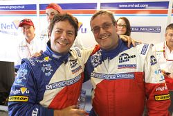 Thomas Erdos et Mike Newton