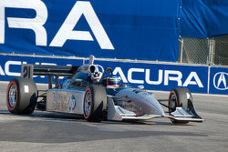 IndyCar double-seater experience