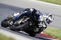 #99 Erik Buell Racing - Buell 1125RR: Geoff May